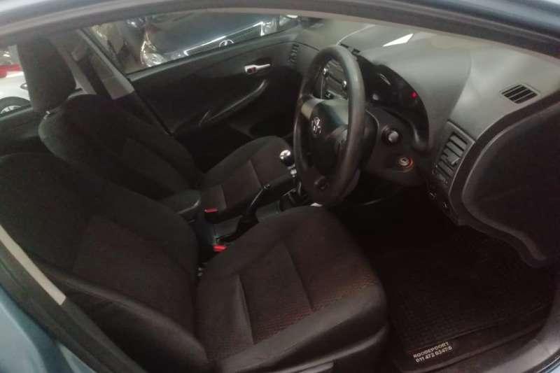 Toyota Corolla 1.6 Esteem 2016