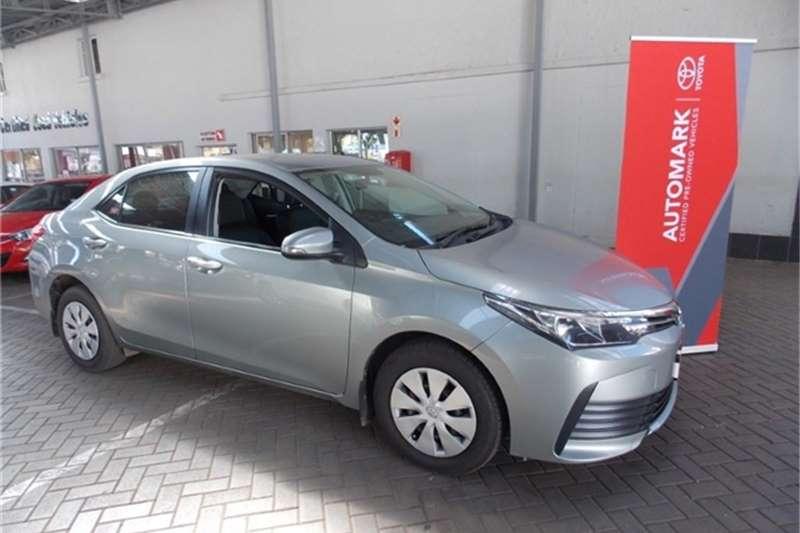 Toyota Corolla 1.6 Esteem 2017