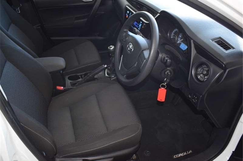 Used 2017 Toyota Corolla 1.6 Esteem