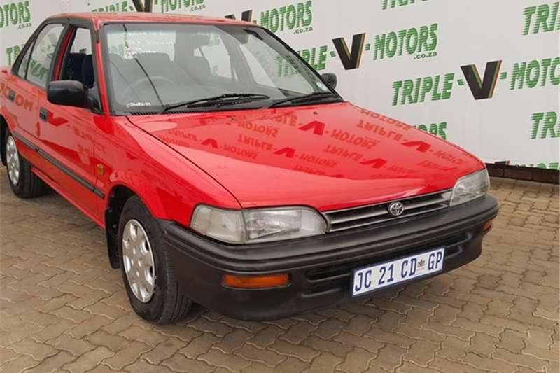 Toyota Corolla 1.6 GL 1995