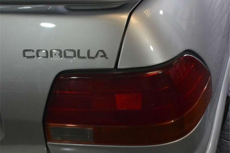 Toyota Corolla 1.6 GL 1999