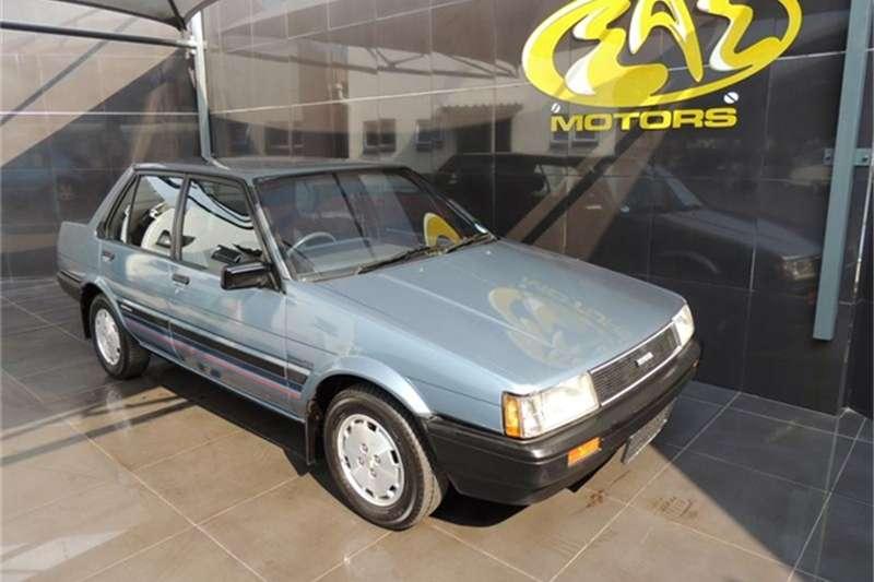 Toyota Corolla 1.6 GLS Sprinter 1984