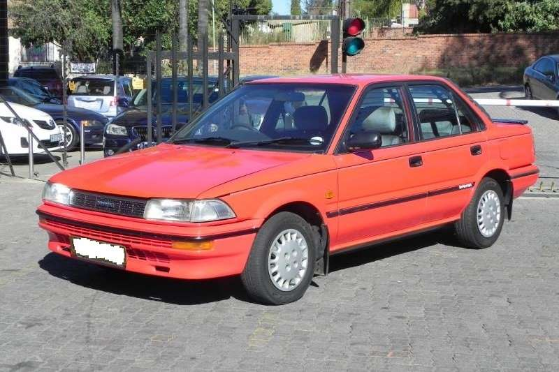 Used 1990 Toyota Corolla