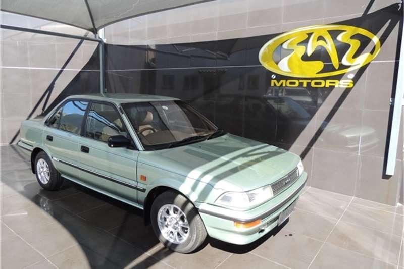 Toyota Corolla 1.6 GLX Auto 1990