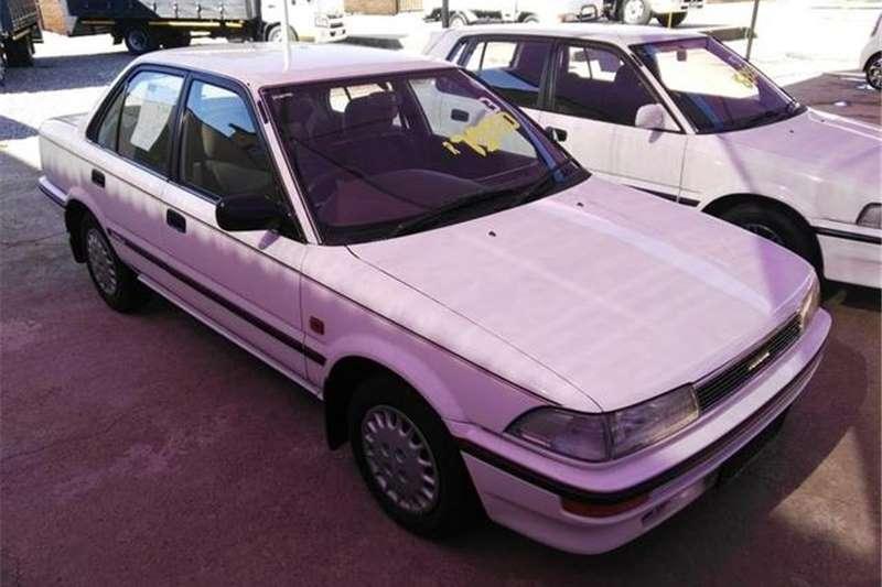 Toyota Corolla 1.6 GLX Auto FWD 1993