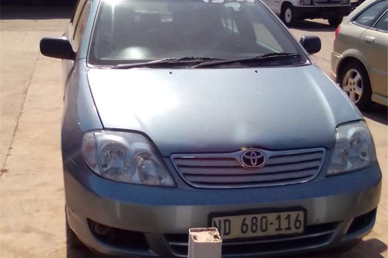 Used 2002 Toyota Corolla