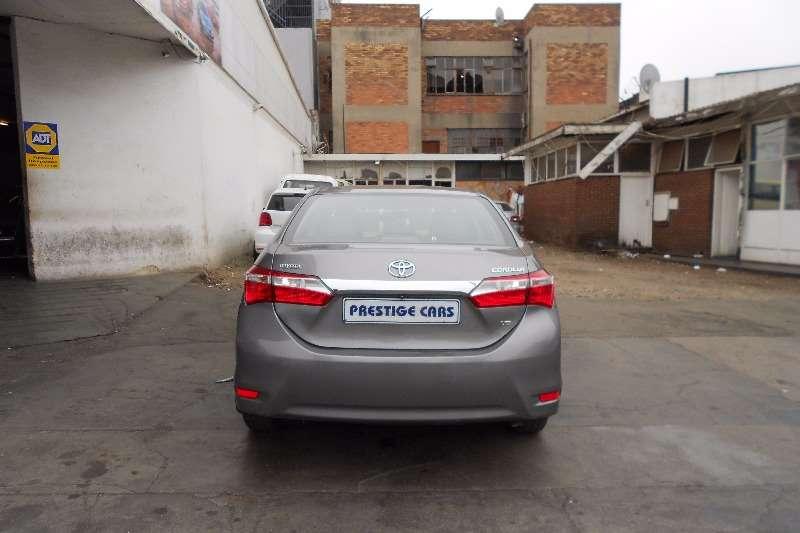 Used 2014 Toyota Corolla 1.6 Prestige