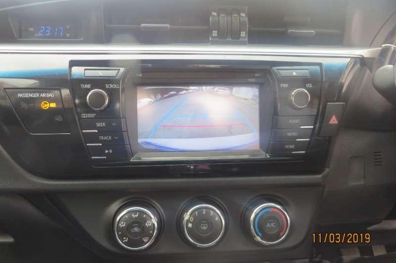 2015 Toyota Corolla Corolla 1.6 Prestige