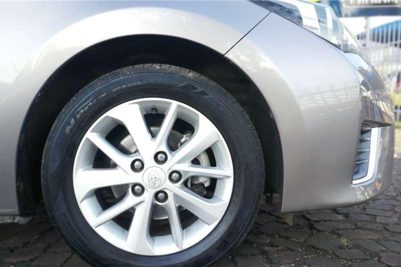 Toyota Corolla 1.6 Prestige 2015