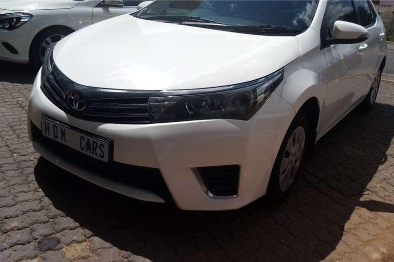 Used 2015 Toyota Corolla 1.6 Prestige