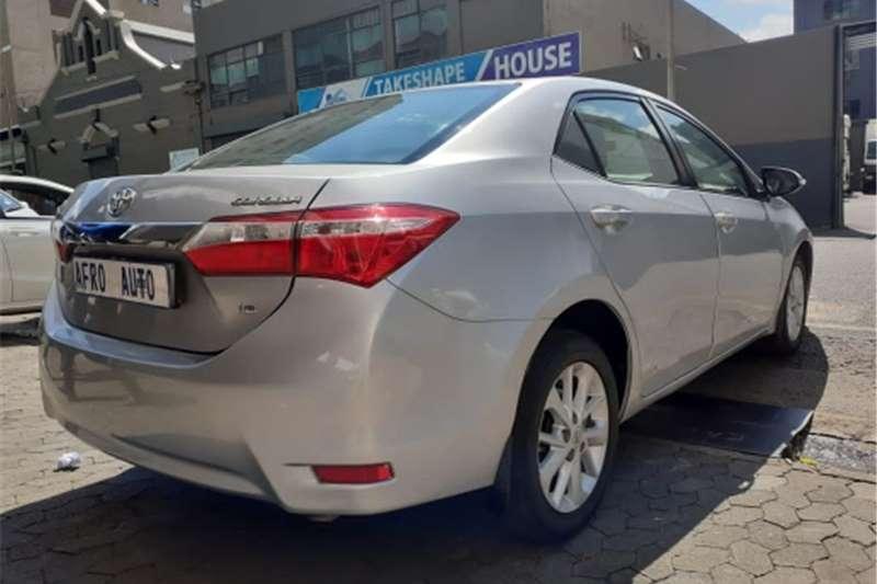 Used 2015 Toyota Corolla COROLLA 1.6 PRESTIGE