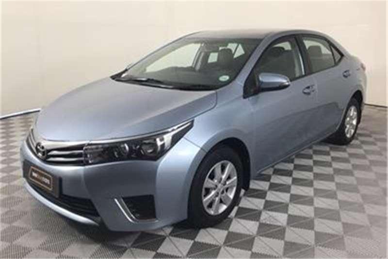 Toyota Corolla 1.6 Prestige 2016