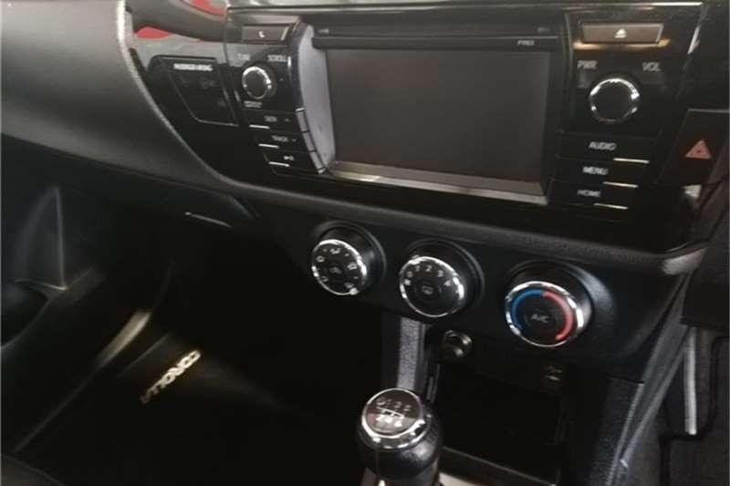 2016 Toyota Corolla Corolla 1.6 Prestige