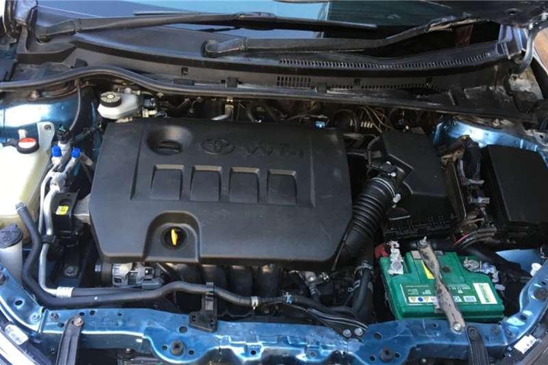 Used 2016 Toyota Corolla 1.6 Prestige