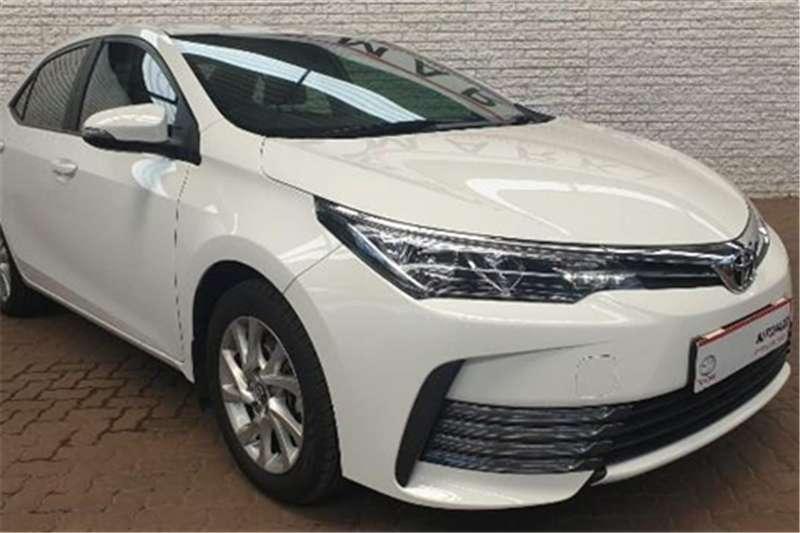 Toyota Corolla 1.6 Prestige 2018