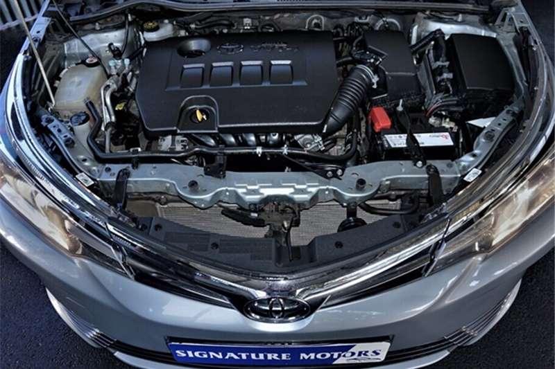 2018 Toyota Corolla Corolla 1.6 Prestige