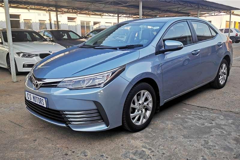 Toyota Corolla 1.6 Prestige 2019