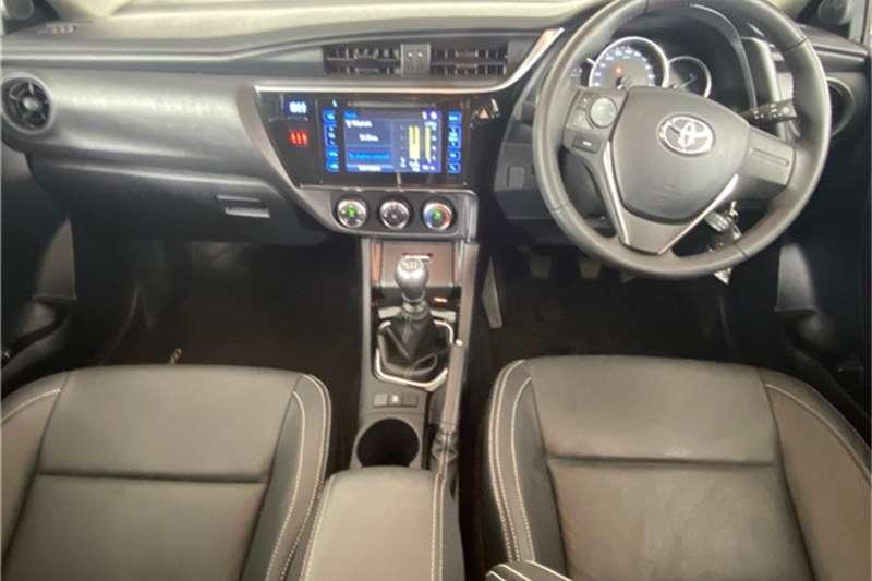 2019 Toyota Corolla Corolla 1.6 Prestige