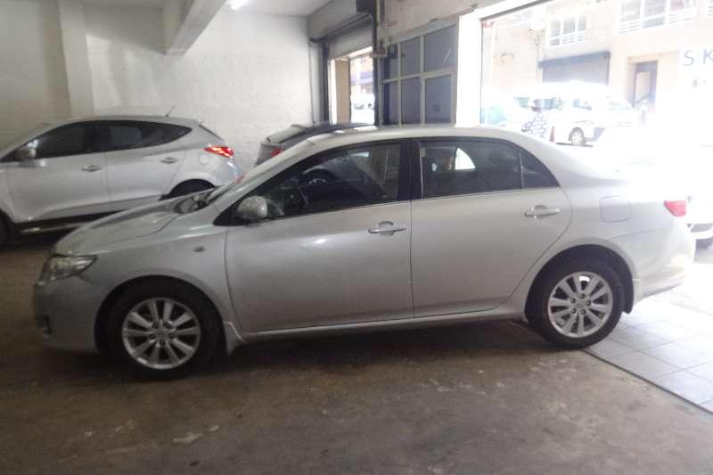 Toyota Corolla 1.6 Prestige auto 2010