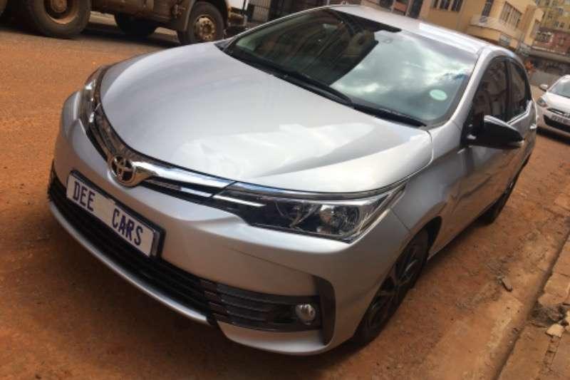 Used 2015 Toyota Corolla 1.6 Prestige auto