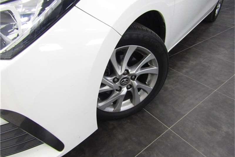 Used 2017 Toyota Corolla 1.6 Prestige auto