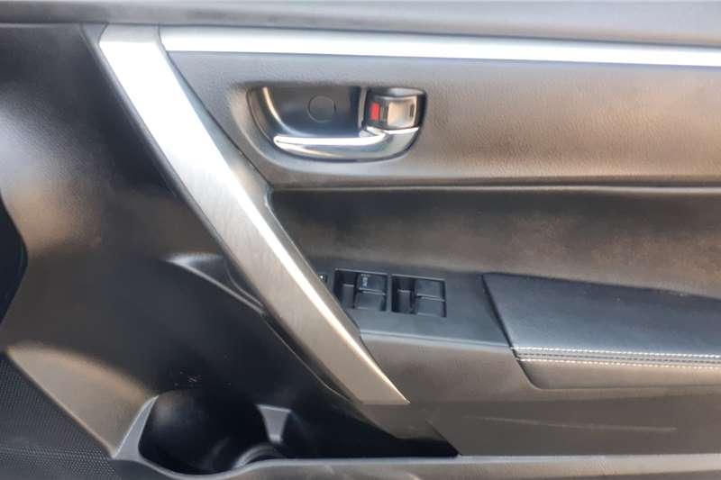 2017 Toyota Corolla Corolla 1.6 Prestige auto