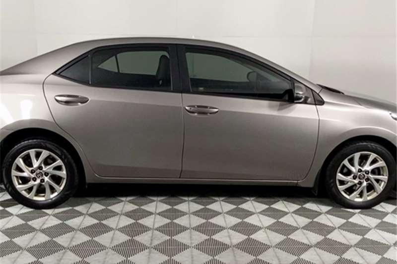 2018 Toyota Corolla Corolla 1.6 Prestige auto
