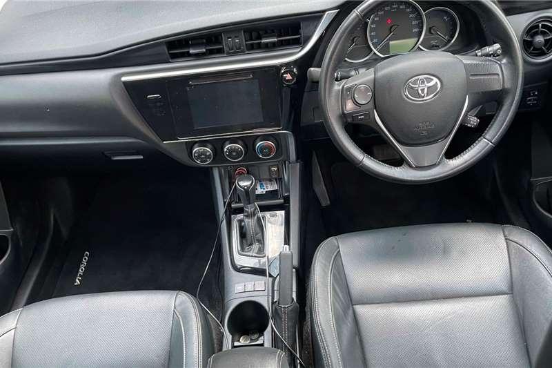 Used 2018 Toyota Corolla 1.6 Prestige auto