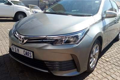 Used 2019 Toyota Corolla 1.6 Prestige auto