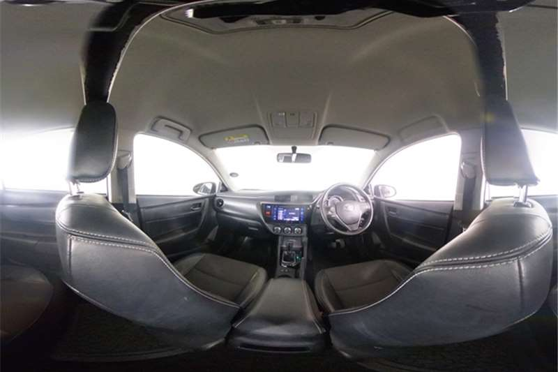 2019 Toyota Corolla Corolla 1.6 Prestige auto