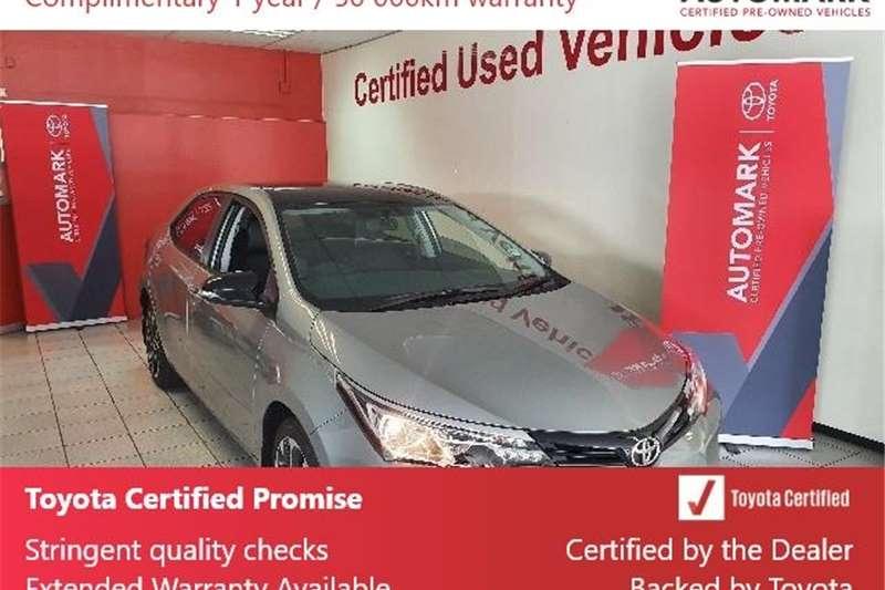 Toyota Corolla 1.6 Prestige auto 2020