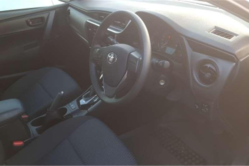 Used 2020 Toyota Corolla 1.6 Prestige auto