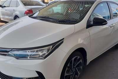 2020 Toyota Corolla Corolla 1.6 Prestige auto