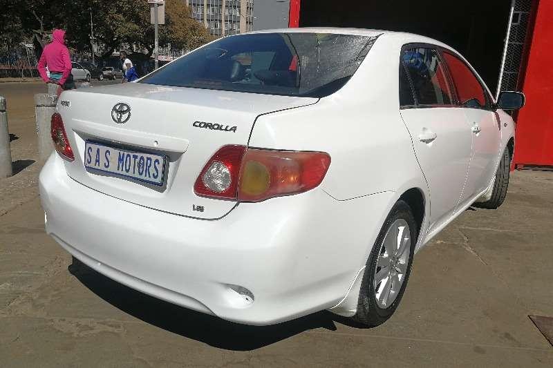 Used 2007 Toyota Corolla 1.6 Professional