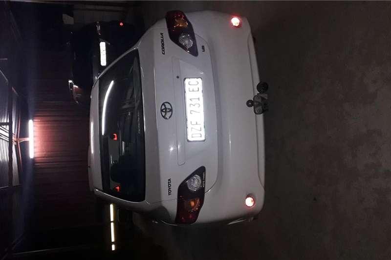 Toyota Corolla 1.6 Professional 2008