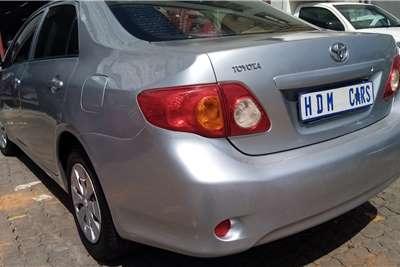 2008 Toyota Corolla Corolla 1.6 Professional
