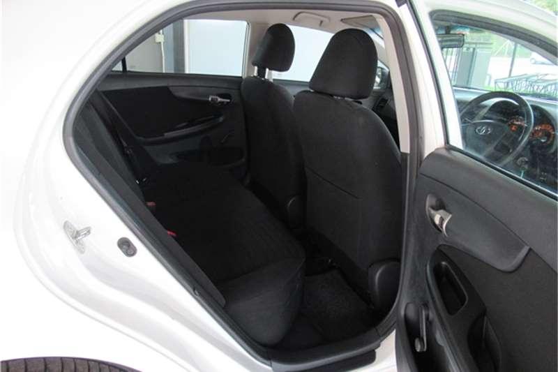 Used 2008 Toyota Corolla 1.6 Professional