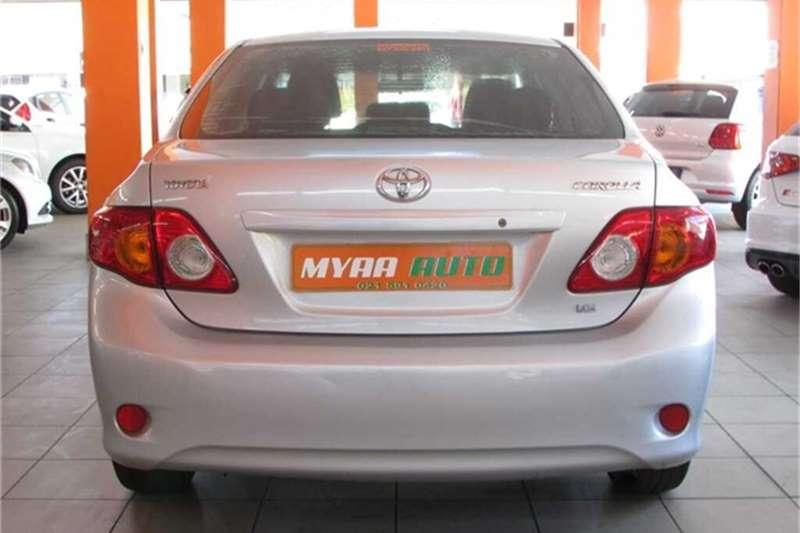 Toyota Corolla 1.6 Professional 2009