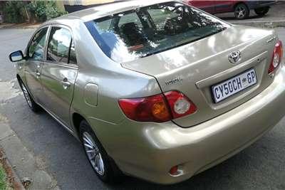 Used 2009 Toyota Corolla 1.6 Professional