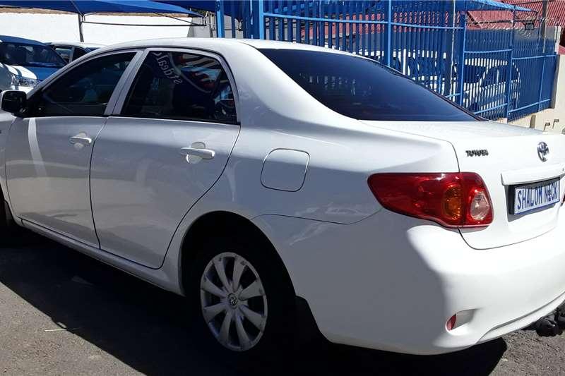 Used 2010 Toyota Corolla 1.6 Professional