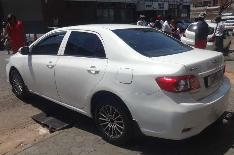 Toyota Corolla 1.6 Professional 2011