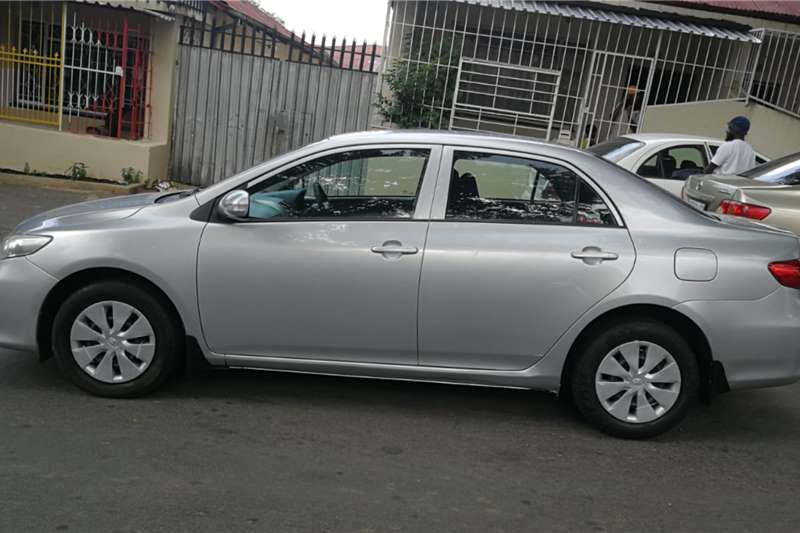 Used 2011 Toyota Corolla 1.6 Professional