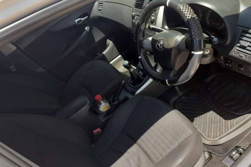 2012 Toyota Corolla Corolla 1.6 Professional
