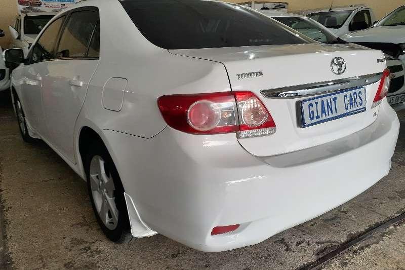 Used 2013 Toyota Corolla 1.6 Professional