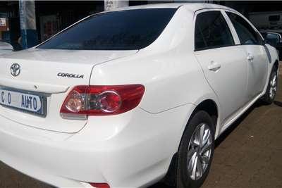 Used 2014 Toyota Corolla 1.6 Professional