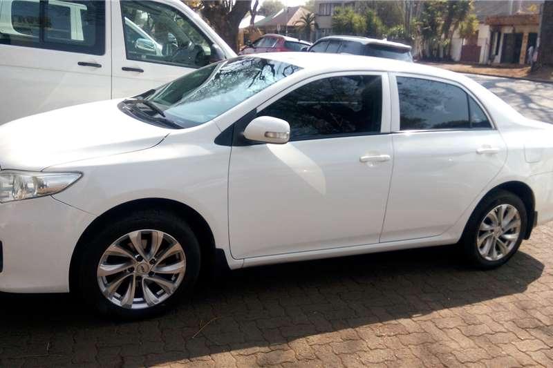 Toyota Corolla 1.6 Professional 2014