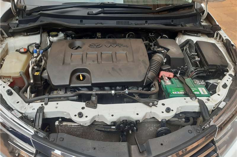 Used 2015 Toyota Corolla 1.6 Professional