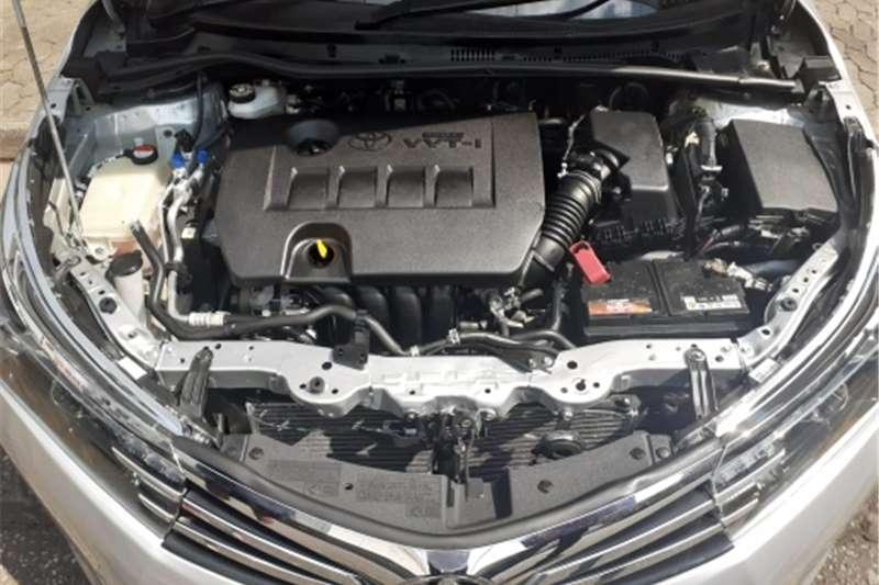 Used 2016 Toyota Corolla 1.6 Professional