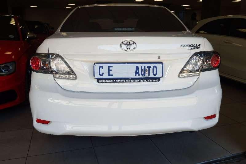 Toyota Corolla 1.6 Professional 2018