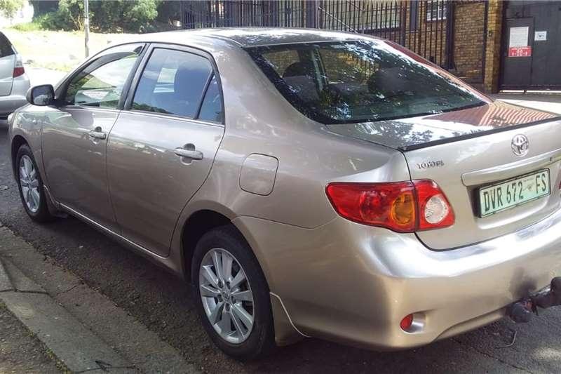 Used 2008 Toyota Corolla